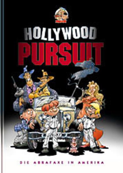 Hollywood Pursuit - Coverbild