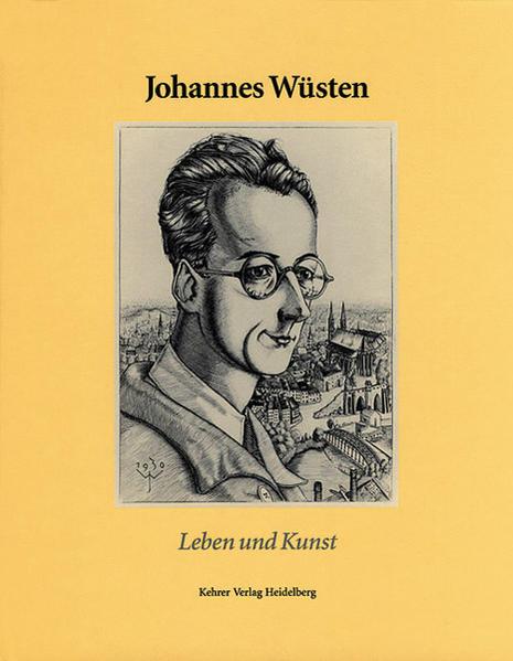 Johannes Wüsten (1896-1943) - Coverbild