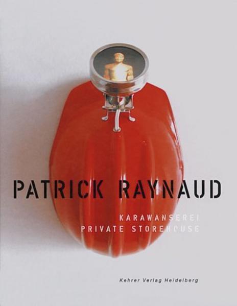 Patrick Raynaud - Coverbild