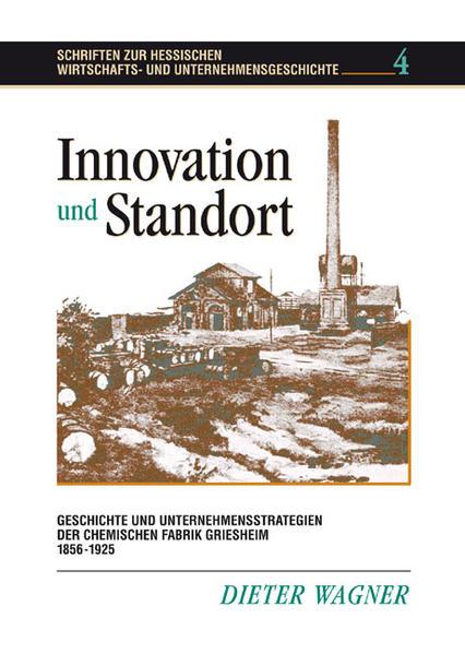 Innovation und Standort - Coverbild
