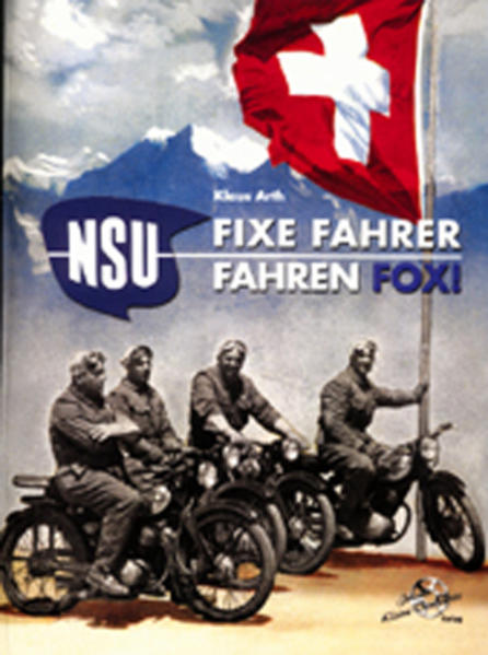 NSU FOX - Coverbild