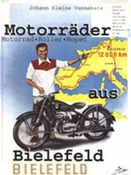 Motorräder aus Bielefeld - Coverbild