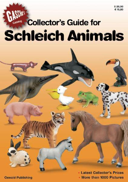 Collectors guide for Schleich Animals - Coverbild