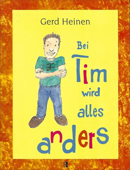 Bei Tim wird alles anders - Coverbild