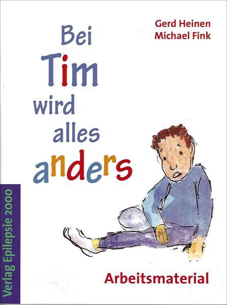 Unterrichtssatz zum Buch 'Bei Tim wird alles anders' - Coverbild