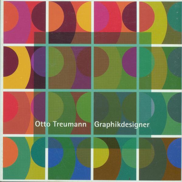 Otto Treumann - Coverbild