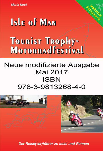 Isle of Man - Tourist Trophy Motorradfestival - Coverbild
