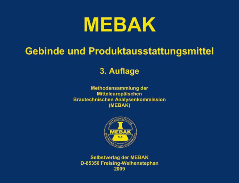 Gebinde und Produktausstattungsmittel - Coverbild