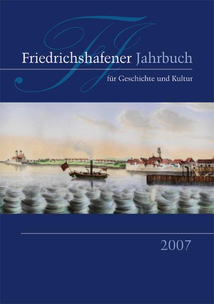 Friedrichshafener Jahrbuch für Geschichte und Kultur - Coverbild