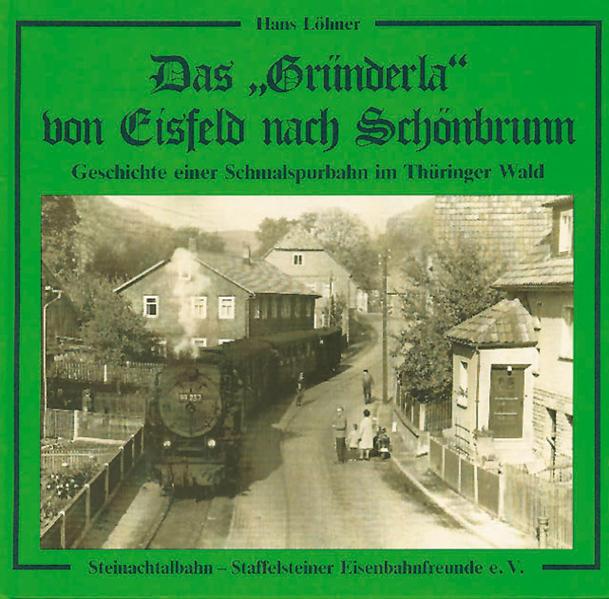 Das Gründerla von Elsfeld nach Schönbrunn - Coverbild