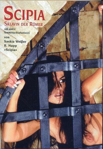 Scipia, Sklavin der Römer - Coverbild