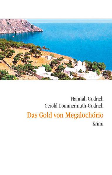 Das Gold von Megalochorio - Coverbild