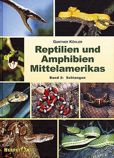 Reptilien und Amphibien Mittelamerikas / Reptilien und Amphibien Mittelamerikas - Coverbild
