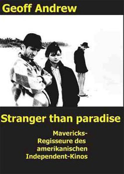 Stranger than paradise - Coverbild