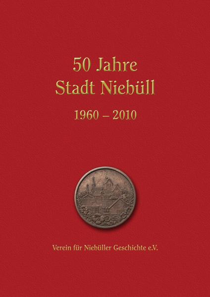 50 Jahre Stadt Niebüll - Coverbild