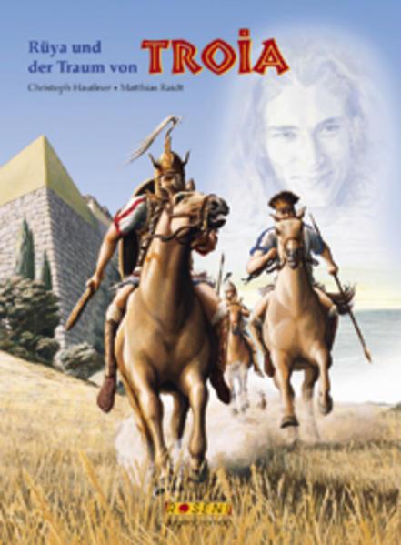 Rüya und der Traum von Troia - Coverbild