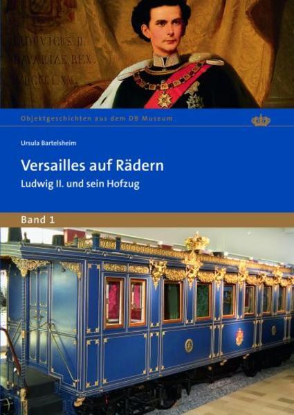 Versailles auf Rädern - Coverbild