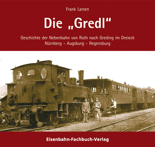 Die Gredl - Coverbild