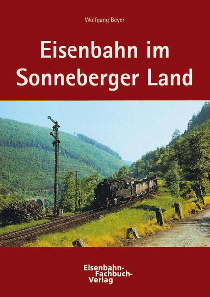 Eisenbahn im Sonneberger Land - Coverbild