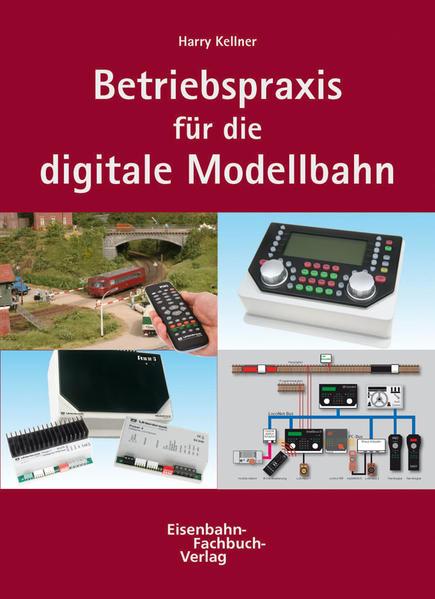 Betriebspraxis für die digitale Modellbahn - Band 2: Anlagensteuerung für Fortgeschrittene - Coverbild