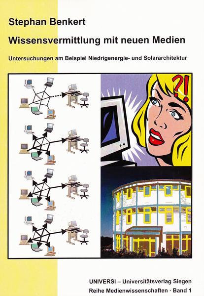 Wissensvermittlung mit neuen Medien - Coverbild