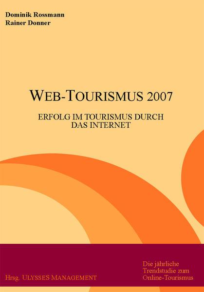 Web-Tourismus 2007 - Coverbild