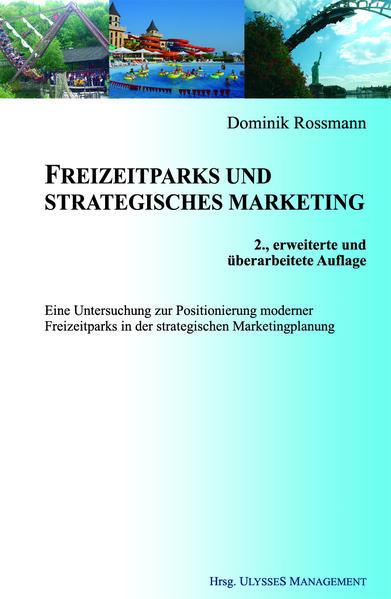 Freizeitparks und strategisches Marketing - Coverbild