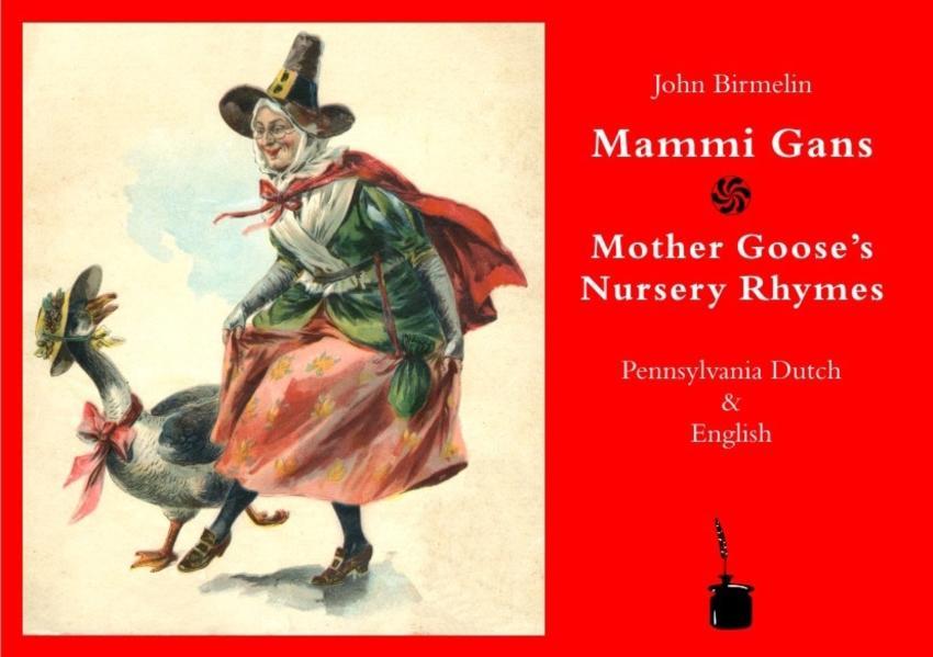 Mammi Gans /Mother Gooses's Nursery Rhymes - Coverbild