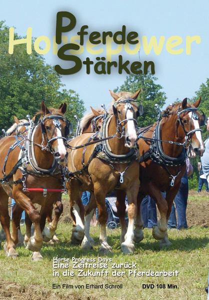 Pferdestärken - Horsepower - Coverbild
