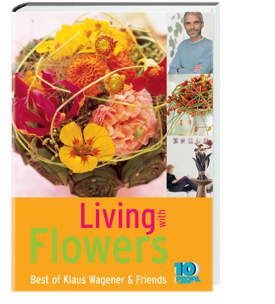Living with Flowers - Coverbild