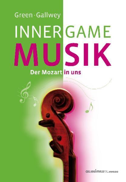 INNER GAME MUSIK - Coverbild