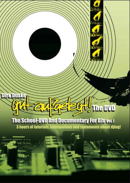 Gut aufgelegt! The School-DVD And Documentary For DJs - Coverbild