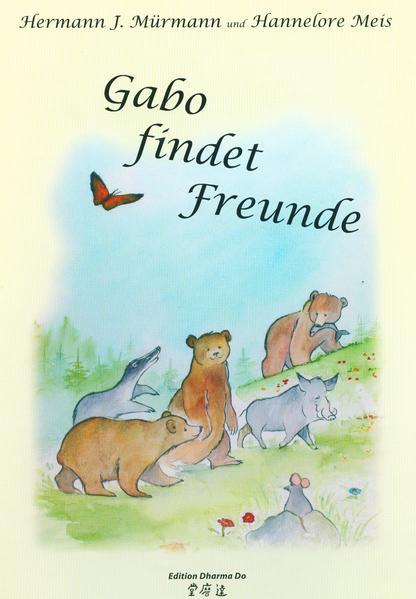 Gabo findet Freunde - Coverbild
