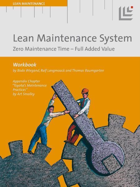 Lean Maintenance System - Coverbild