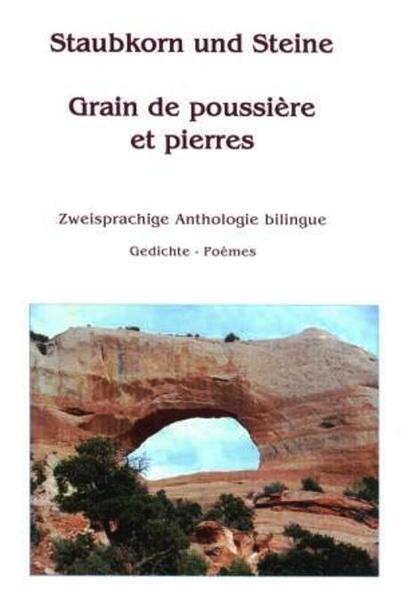 Staubkorn und Steine - Grain de poussière et pierres - Coverbild