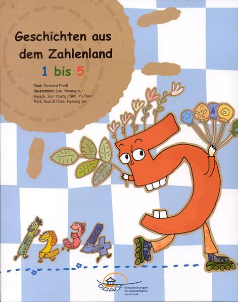 Geschichten aus dem Zahlenland 1 bis 5 - Coverbild
