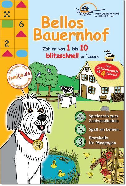 Bellos Bauernhof - Coverbild