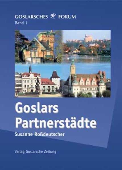 Goslarsches Forum Band 1 - Coverbild