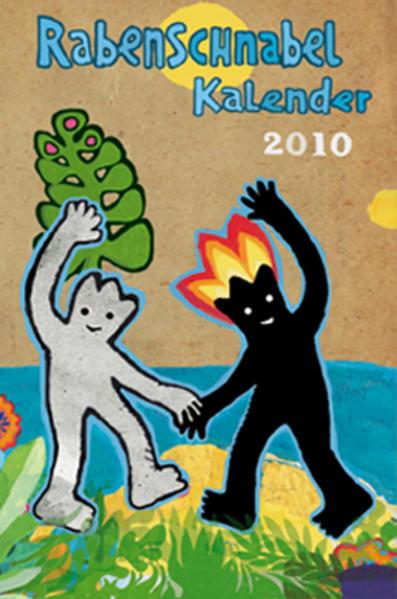 Rabenschnabel Kalender 2010 - Coverbild