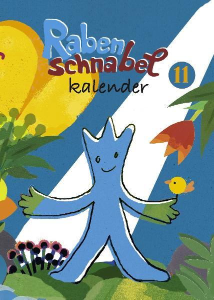 Rabenschnabel Kalender 2011 - Coverbild