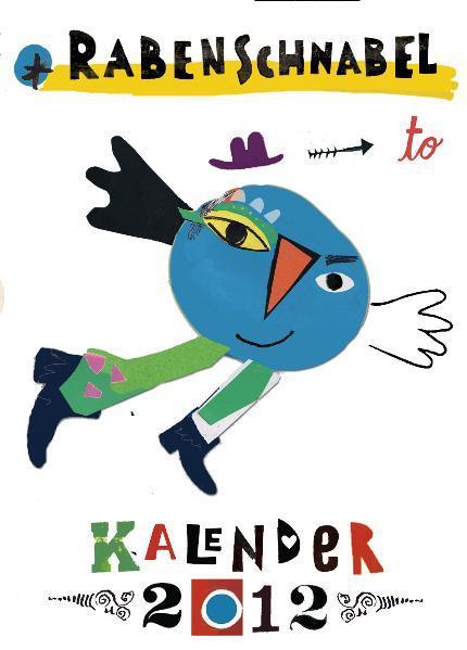Rabenschnabel Kalender 2012 - Coverbild