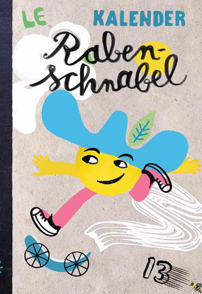 Rabenschnabel Kalender 2013 - Coverbild