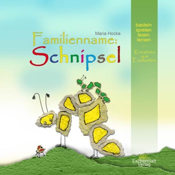 Familienname: Schnipsel - Coverbild