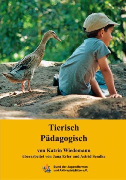 Tierisch Pädagogisch - Coverbild