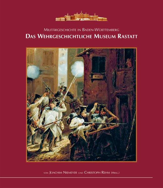 Militärgeschichte in Baden-Württemberg - Coverbild