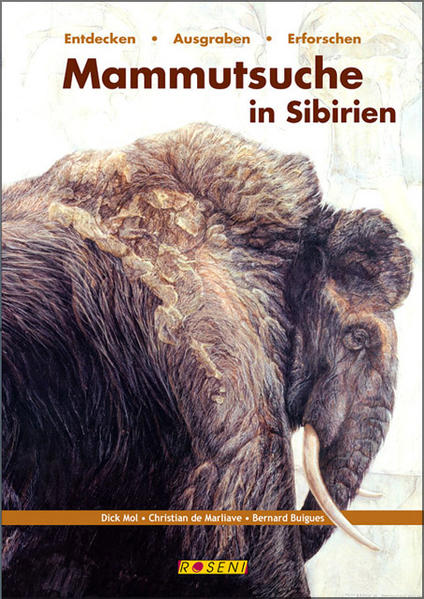 Mammutsuche in Sibirien - Coverbild