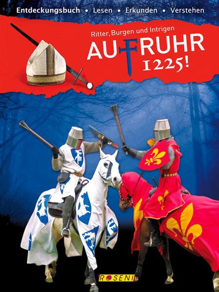 AufRuhr 1225! - Entdeckungsbuch - lesen - erkunden - verstehen. - Coverbild