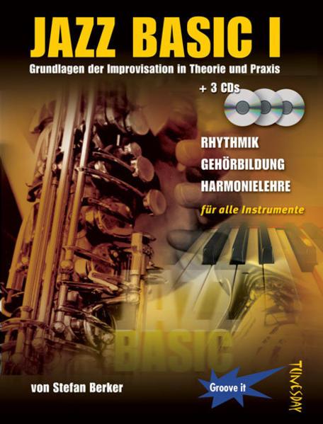 Jazz Basic Band I - Coverbild