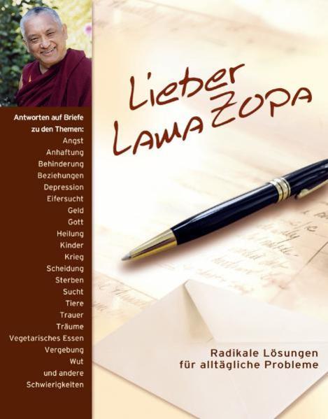 Lieber Lama Zopa - Coverbild