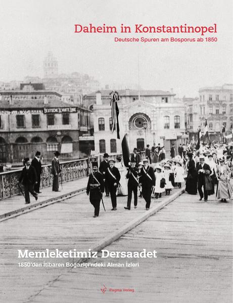 Daheim in Konstantinopel / Memleketemiz Dersaadet - Coverbild